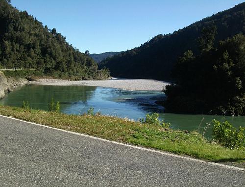 The Buller River