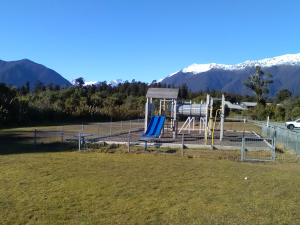 Playground at Haast