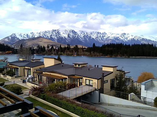 The view from our last stay at Pepper's Beacon - click to read reviews