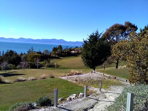 Tasman Golf Club near Nelson