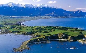 Wow! Kaikoura, north of Christchurch