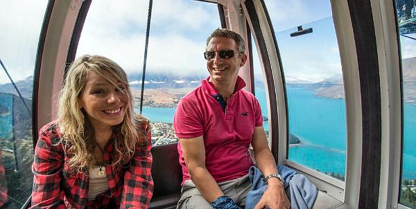 Haka Tours Skyline Gondola Queenstown