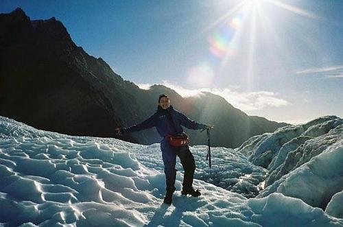 Go Heli Hiking on Franz Josef Glacier