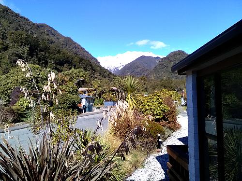 Alpine Glacier Motel Franz Josef