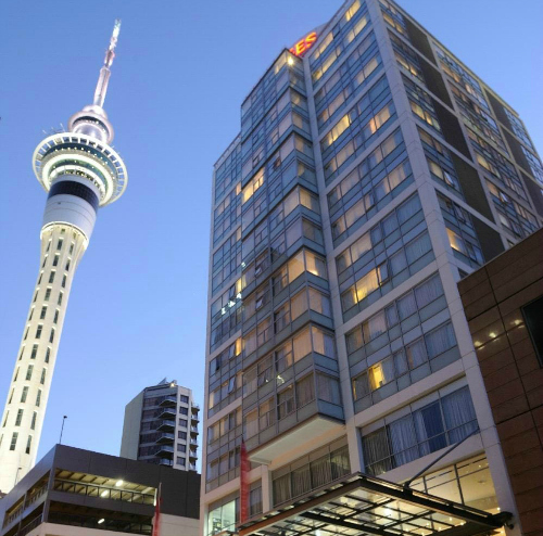 Rydges Auckland - we thank them for use of this image