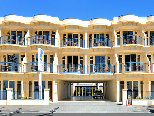 The Shoreline Motel Napier
