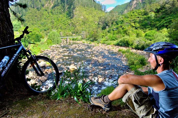 The Hauraki Rail Trail courtesy thecoromandel.com