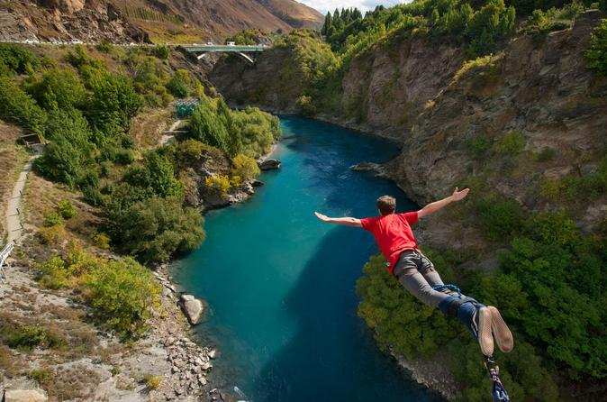 Queenstown Kawarau Bridge Bungy
