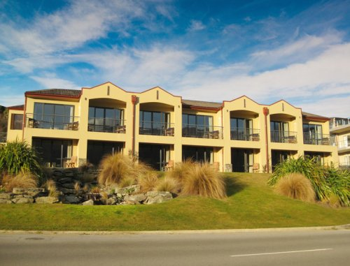 One of our favorite spots to stay is The Moorings at Wanaka
