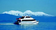 How about a cruise on Lake Taupo