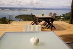 Beautiful views from Acacia Cliffs
