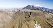 The Tongariro Crossing is a must d