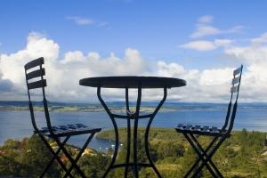 Great views of Lake Ttaupo