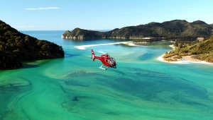A great way to see the Abel Tasman