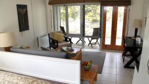 A Superior Suite at Awaroa Lodge