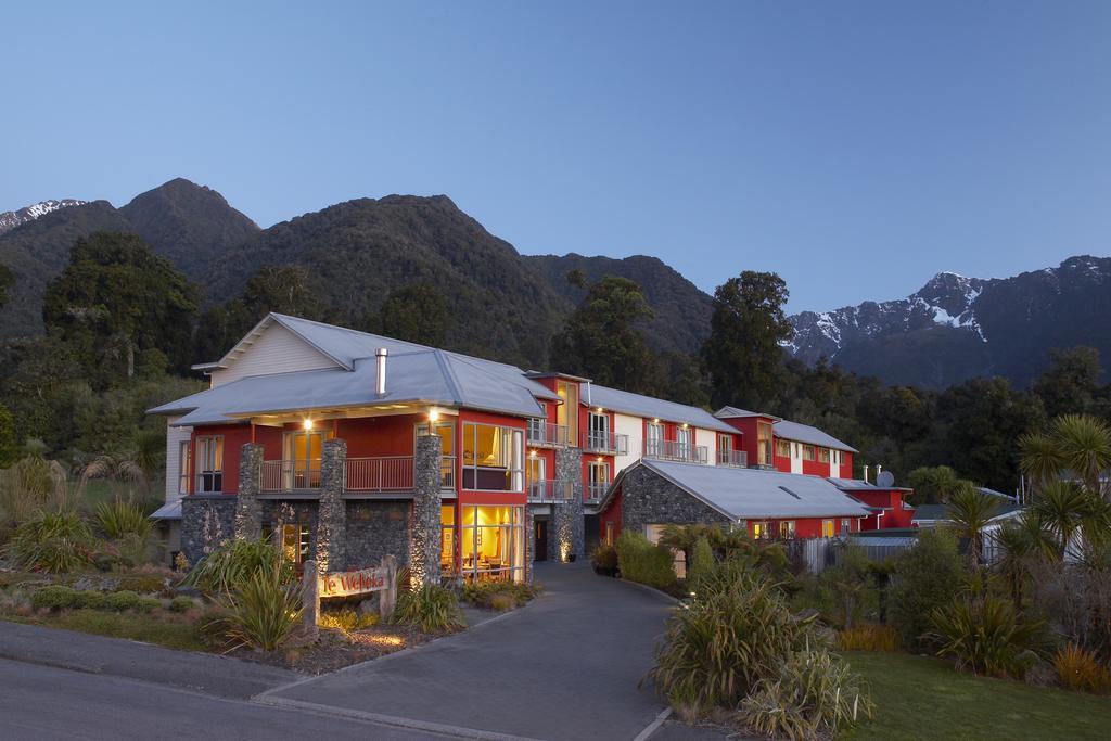 The Distinction Fox Glacier Te Weheka Boutique Hotel