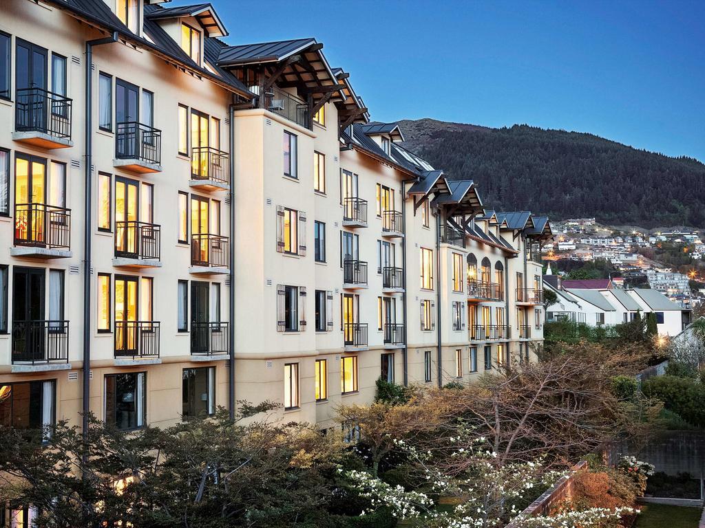 Booking.com Hotel St Moritz Queenstown