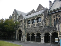 The Great Hall at Christchurch Arts Centre