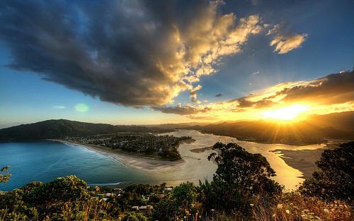 Coromandel New Zealand - Pauanui, pic courtesy Tourism Coromandel