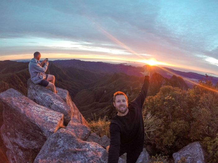 Climb The Pinnacles - pic courtesy thecoromandel.com