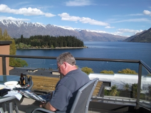 Dave in Queenstown