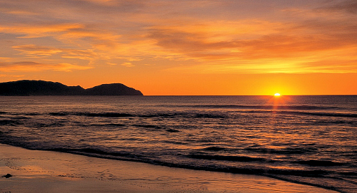 Wainui Beach Eastland - pic courtesy Tourism Eastland Inc.