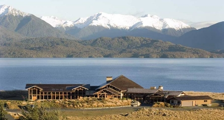 Fiordland Lodge - a stunning location