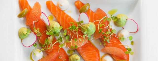 Fresh local produce is a key part of the Fiordland Lodge dining experience