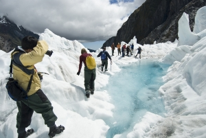 Franz Josef Glacier Ice Hiking - Courtesy Tourism West Coast
