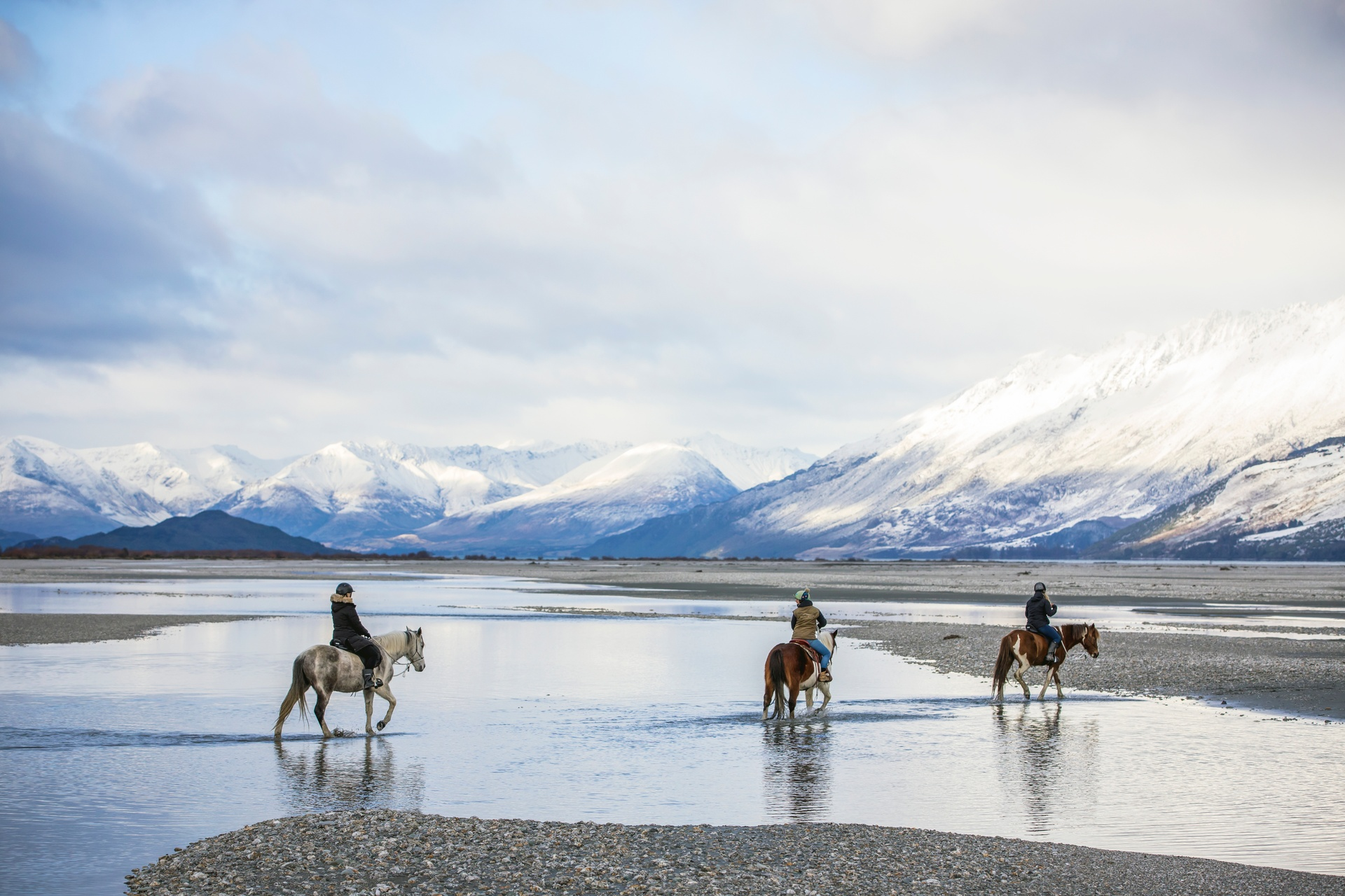 Stunning Glenorchy. Image courtesy Miles Holden and TNZ.
