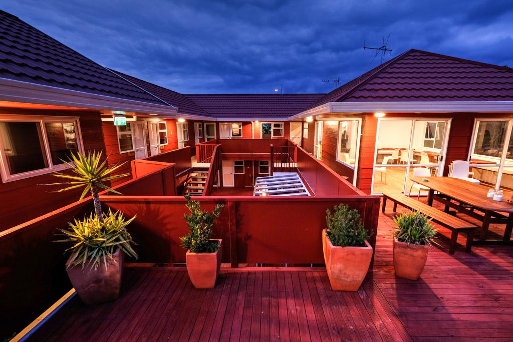Outdoors at Haka Lodge Taupo