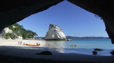 Cathedral Cove - image courtesy Haka Tours