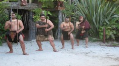 Maori cultural tour at Rotoru - picture courtesy Haka Tours