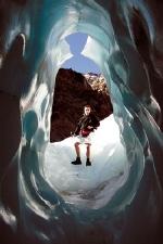 Heli hiking on Franz Josef Glacier