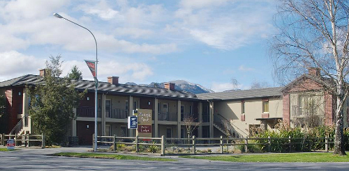Tussock Peak Motor Lodge Hanmer Springs
