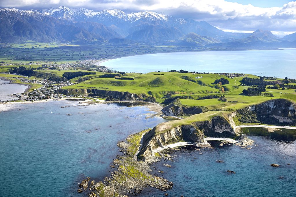 Kaikoura - pic courtesy www.kaikoura.co.nz