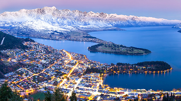 Kirra Tours Queenstown Winter Wonderland