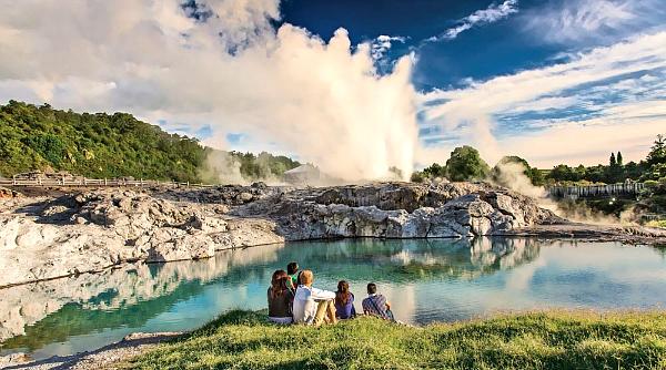 Kirra Tours Te Puia Geothermal Reserve