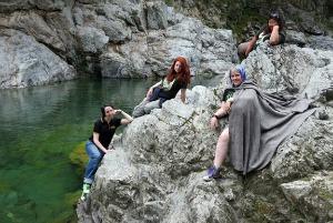 Pelorus River Dwarves in Barrels