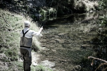 Angler's paradise!