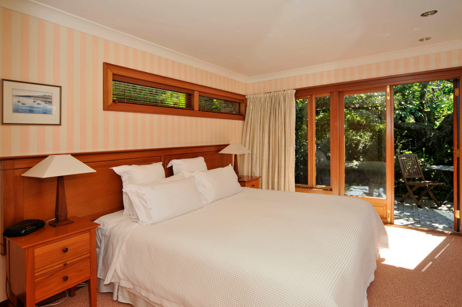 Lake Taupo Lodge suite - image courtesy Lake Taupo Lodge