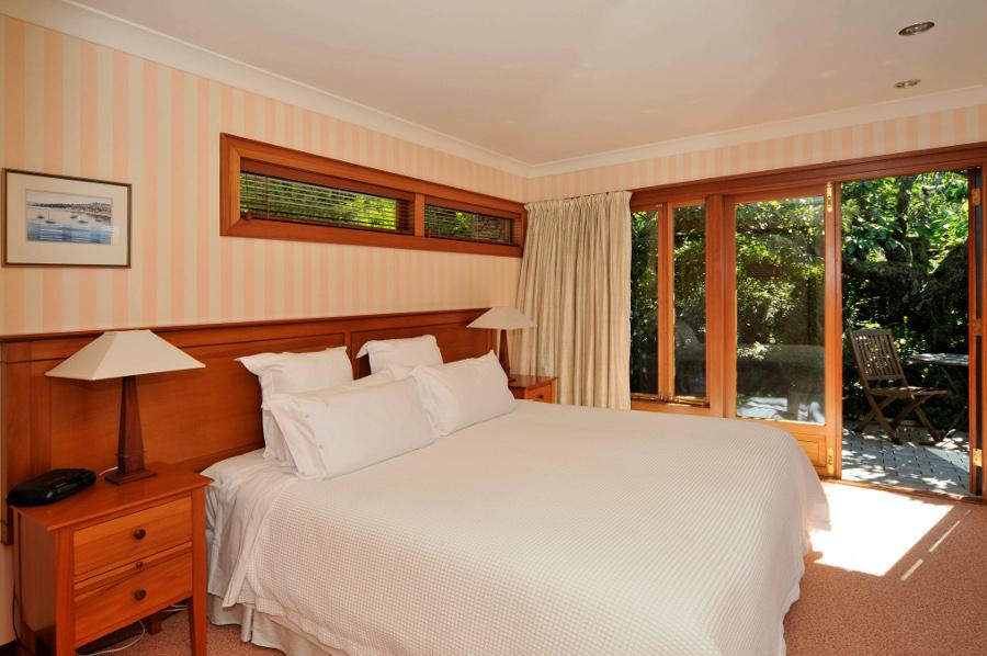 Lake Taupo Lodge suite - image courtesy Lake Taupo Lodge