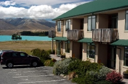 Picture of the Lake Tekapo Scenic Resort