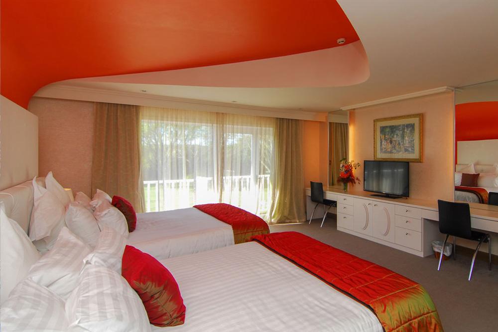 A luxurious suite at Mangapapa - image courtesy Mangapapa