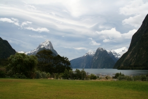 Milford Sound - image courtesy Dave Kennedy
