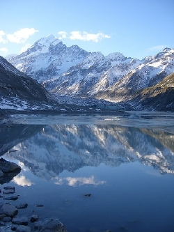 Stunning Mt Cook