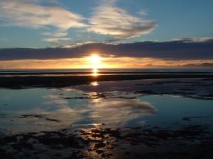 Sunrise at Marahau in the Abel Tasman National Park
