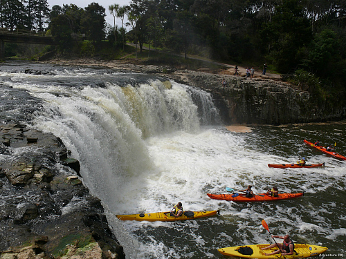 Haruru Falls courtesy AdventureHQ