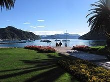 Pretty Picton, on the Marlborough Sounds
