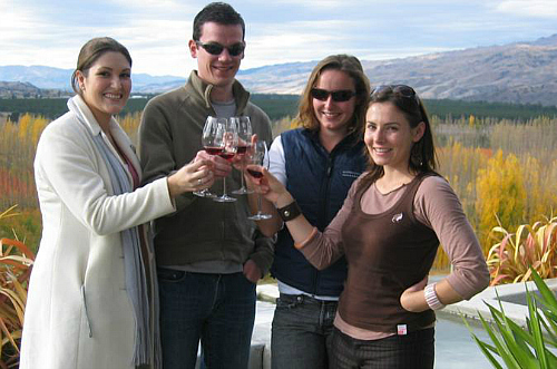 Central Otago Wine Tours from Queenstown are a great way to sample the local vintage.